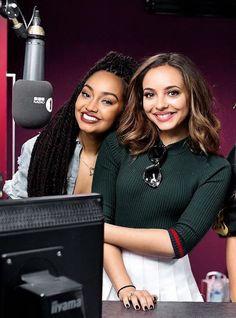Jade and Leigh Ann
