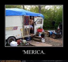 Only in America!!