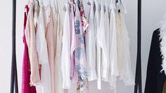 15 dressings de filles pour ranger les vêtements en beauté