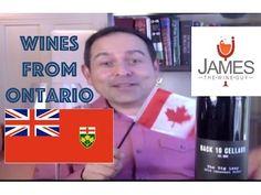 Wines from Ontario - A Wondrous Wine Destination - Episode #2159 - James...