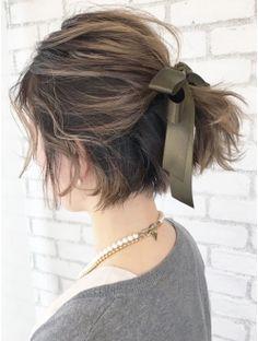 more pins at //sassmonsters\\ Short Hair Updo, Messy Hairstyles, Pretty Hairstyles, Curly Hair Styles, Great Hair, Hair Today, Hair Looks, Hair Inspiration, Hair Makeup