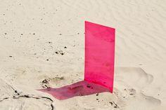 gabriellahilemanva:  pink monolith gabriella hileman (2013)