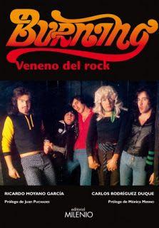 Burning. Veneno del rock.
