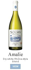 """This golden, aromatic blend of Viognier, Grenache blanc and Roussanne is """"the real deal"""". Classic in every respect, it's oak barrel-fermented, with intense fruit, layers of complexity and a lingering finish. Golden-rich, aromatic and fruity wine, with lingering complexity and well-integrated tannic structure. This is a very remarkable white wine made in a red wine style."""