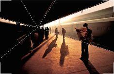 Consejos decomposición fotográfica con ayuda delas obras maestras del fotógrafo Steve McCurry.