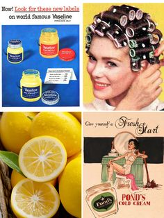 7 Vintage Beauty Tips That Are Still Worth Trying