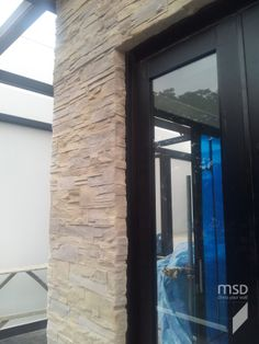Stone panel ideas for home