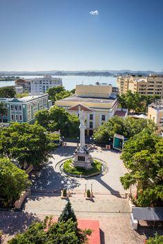 Plaza Colon, Old San Juan