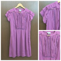 Hurry before stock runs out: Little Cut Work -..., visit http://ftfy.bargains/products/little-cut-work-purple-dress?utm_campaign=social_autopilot&utm_source=pin&utm_medium=pin  #amazing #affordable #fashion #stylish