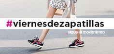 Viernes de Zapatillas 2015
