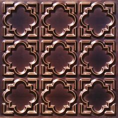 Deborah Designs Ceiling Tiles, Backsplash and Wallcoverings, featuring 82 items, including Embossed Faux Tin Decorative Ceiling Tile and Embossed PVC Decorative Ceiling Tile Antique Silver Faux Tin Ceiling Tiles, Tin Tiles, Vitromosaico Ideas, Tiles Online, 3d Wall Panels, Tile Patterns, Geometric Patterns, Decorative Tile, Antique Copper
