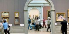 Museos en la Red: abiertos 24 horas. El público puede acceder a una amplia gama de servicios y recursos a través de las páginas web de las instituciones museísticas   EROSKI CONSUMER