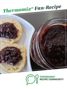 THICK strawberry jam by breemix. A Thermomix <sup>®</sup> recipe in the category Basics on www.recipecommunity.com.au, the Thermomix <sup>®</sup> Community.