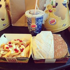 Burger King is the best