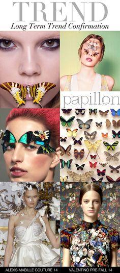 Trend Council:  Long Term Trend Confirmation, Papillon