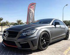 Instagram media by wrapstyle_qatar - Mercedes CLS 63 AMG grey matte  @wrapstyle_qatar @hotrod_automotive_group @stonealmasri @wrapstyle_dubai @wrapstyle_kuwait @wrapstyle_riyadh @wrapstyle #wrapstyle #carstyle #qatarcarwrap #qatarcars #qtrcars #uaecars #autowrap #streetcars #vinyl #gcccars #arabcars #cardesign #wrap #offroad