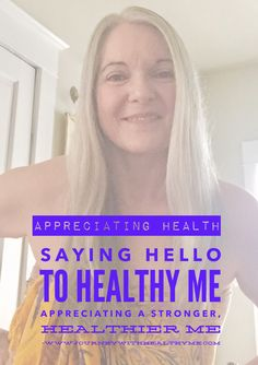 Saying HELLO to Healthy Me – Journey With Healthy Me
