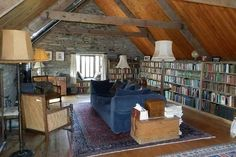 Check out this property for sale on Rightmove! Find Property, Property For Sale, Rustic Bookcase, Flats For Sale, Sale On, Detached House, Bookcases, Bedroom, Attic