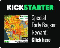 Kickstarter - Make your neighborhood next! Click here