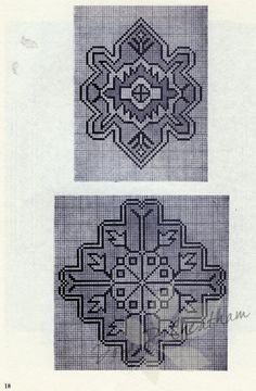 Gallery.ru / Фото #18 - Persian Rug Motifs for Needlepoint - Dora2012