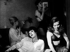 ✖ Anna Karina / Vivre sa Vie / Godard (1962)