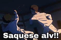 Otaku Anime, 5 Anime, Kawaii Anime, Foto Meme, Pusheen Cute, Spanish Memes, Funny Anime Pics, Anime Stickers, Anime Screenshots