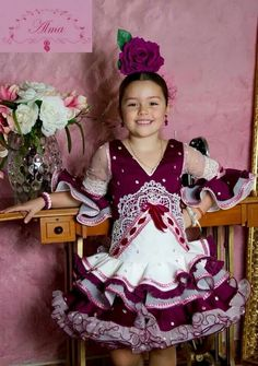Flamenca Flamenco Dancers, Princess Party, Children, Kids, Fashion Beauty, Fashion Dresses, Prom Dresses, Costumes, Sewing