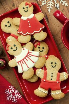 ❤ Gingerbread boys and girls ❤