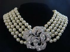 Holly Golightly's Pearls from Breakfast at Tiffany's