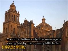 The Bible Code - Explained Stargazing, Barcelona Cathedral, Taj Mahal, Fiction, Bible, Coding, Messages, Lettering, History