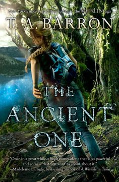 The Ancient One, by Tom Barron (released Mar 8, 2016). While helping her Great Aunt Melanie try to protect an Oregon redwood forest from loggers, thirteen-year-old Kate goes back five centuries through a time tunnel and faces the evil creature Gashra, who is bent on destroying the same forest.