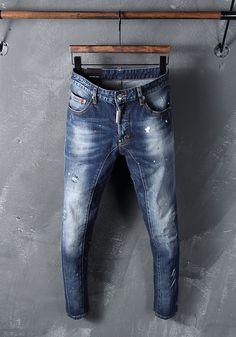Mens Casual Jeans, Ripped Jeans Men, Jeans Pants, Casual Pants, Denim Display, Azul Indigo, Shirt Print Design, Denim Fashion, Jeans Style