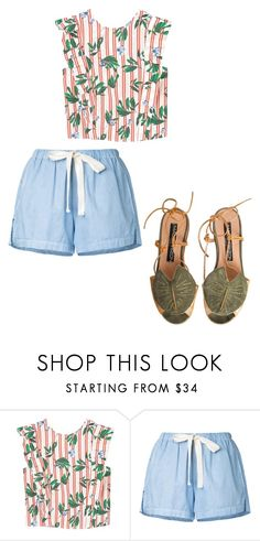 """""""2"""" by color-dli on Polyvore featuring мода, MANGO и Bassike"""