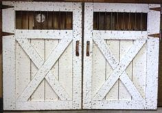 Hey, I found this really awesome Etsy listing at http://www.etsy.com/listing/130303100/barn-door-headboard