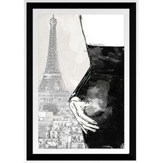 PicturePerfectInternational 'Second Date A' by BY Jodi Framed Graphic Art