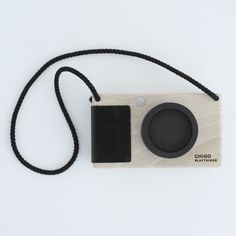 Wooden Toy Camera | toys/kids | shop | neo-utility