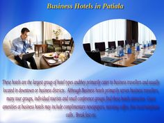 ‪‎Patiala‬ ‪‎Hotel‬ targets many markets and can be classified according to the markets they attempt to attract their guests.