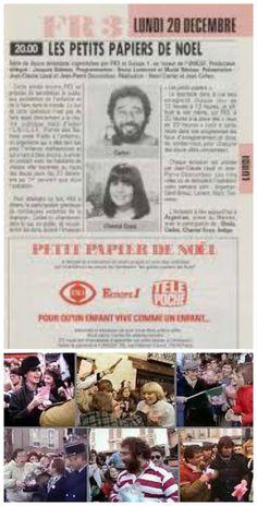 Les petits apiers de Noël - FR3 - de 1975 à 1987
