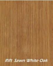 Beautiful Rift Cut White Oak Cabinets