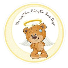 Baptism Gifts, Crotchet, Cardmaking, Decoupage, Diy And Crafts, Teddy Bear, Baby Shower, Scrapbook, Templates