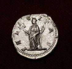 238-244 A.d. Ancient Roman Silver Gordian Iii Antoninianus High Quality Dedicated Aphrodite