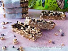 Barrette+ai+cereali+senza+cottura+in+forno,+30+giorni+in+frigorifero!