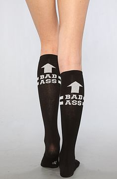 The Bad Ass Sock by *Accessories Boutique