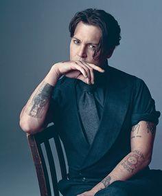 Johnny Depp in un nuovo servizio fotografico per Details | IFOD: Italian Fans Of Depp - Johnny Depp Italia