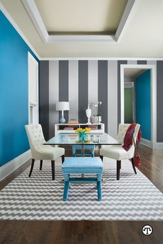 Small Paint Projects To Transform Your Space
