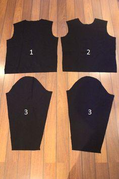 Fremgangsmåte for kjole med sirkelskjørt The North Face, Jackets, Dresses, Fashion, Model, Down Jackets, Gowns, Moda, Fashion Styles