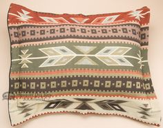 Southwestern Style Pillow Shams : 1000+ images about HOME DECOR - SOUTHWEST on Pinterest Cow skull, Southwestern decor and ...