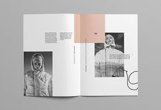 Find tips and tricks, amazing ideas for Portfolio layout. Discover and try out new things about Portfolio layout site Editorial Design Magazine, Magazine Layout Design, Editorial Layout, Editorial Fashion, Magazine Layouts, Book Design Layout, Graphisches Design, Buch Design, Design Blog