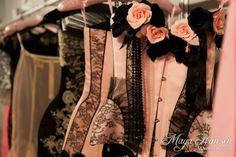 The Lingerie Lesbian Corset Sexy, Vintage Corset, Designer Lingerie, Bustier, Couture, Beautiful Lingerie, Women Lingerie, Maya, Fashion Beauty