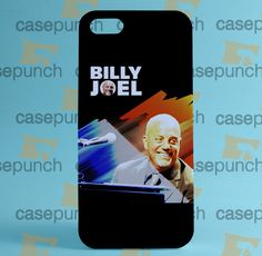 Mz5-billy Joel In Concert 2015 For Iphone 6 6 Plus 5 5s Galaxy S5 S5 Mini S4 & Other Smartphone Hard Back Case Cover